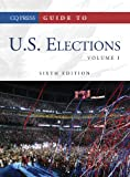 img - for Guide to U.S. Elections, 6th Edition Set (Congressional Quarterly's Guide to U.S. Elections) book / textbook / text book
