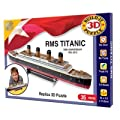 Build-Your-Own Replica 3D Kit Titanic