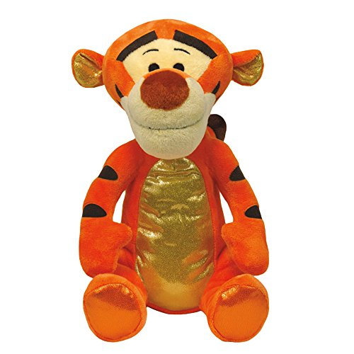 [Claire's Accessories TY Sparkle Medium Tigger Plush Toy] (Tigger Costume Teenager)
