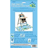 Unique Party Turtle 1st Birthday High Chair Decorating Kit