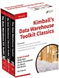 Kimball's Data Warehouse Toolkit Classics: 3 Volume Set