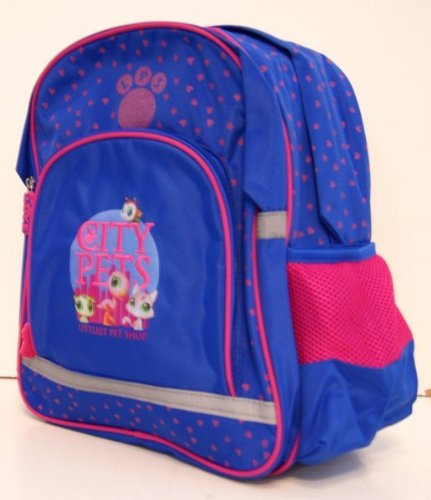 Starpak Littlest Pet Shop Kinder Rucksack Schultasche