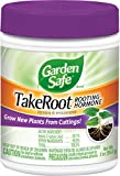 Garden safe take root rooting hormone 2 oz. allows you to propagate new plants from your cuttings saving you money.