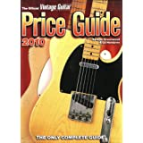 "2010 Official Vintage Guitar Magazine Price Guidevon ""Alan Greenwood"""