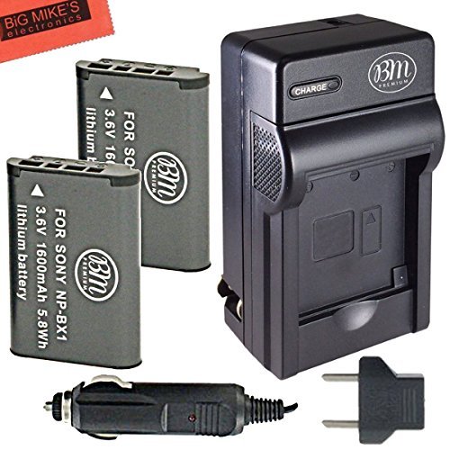 bm-premium-2-pack-of-np-bx1-np-bx1-m8-batteries-charger-for-sony-cybershot-hdr-as50-dsc-rx1-dsc-rx1r