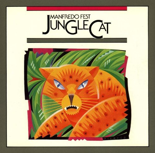 Jungle Cat by Manfredo Fest