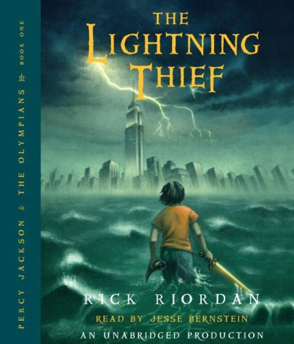 The Lightning Thief: Percy Jackson and the Olympians: Book 1 (Percy Jackson & the Olympians)