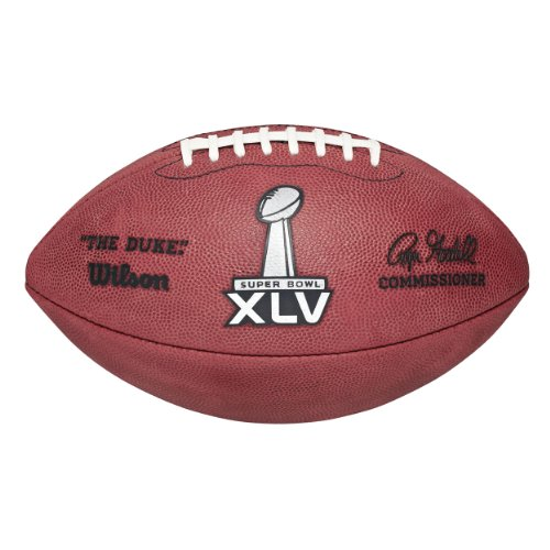 NFL Official Wilson Super Bowl 45 Football