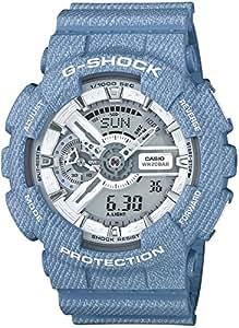 [カシオ]CASIO 腕時計 G-SHOCK DENIM'D COLOR GA-110DC-2A7JF メンズ
