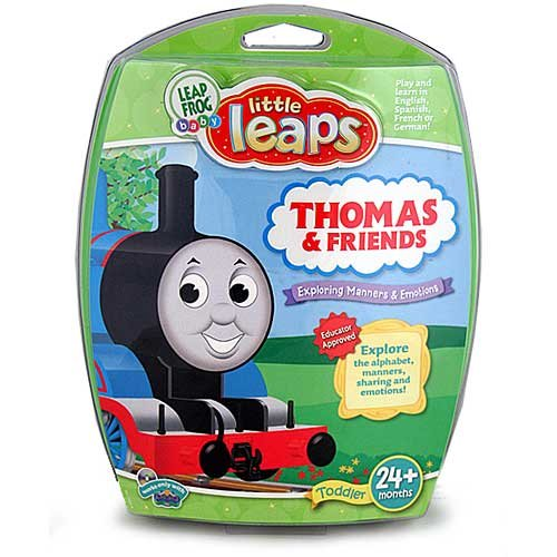 Little Leaps SW: Thomas and Friends: Exploring Manners and Emotions - 1