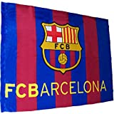 Drapeau Barça - Collection officielle supporter FC Barcelone Barcelona - 140 x 100 cm