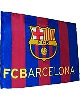 Drapeau Barça - Collection officielle supporter FC Barcelone Barcelona - 140 x 100 cm