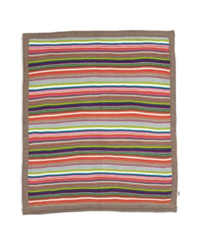 - Timbuktales - Knitted Blanket - 70 X 90cm By Mamas And Papas