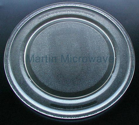 Sharp Microwave Glass Turntable Plate / Tray 14 1/8