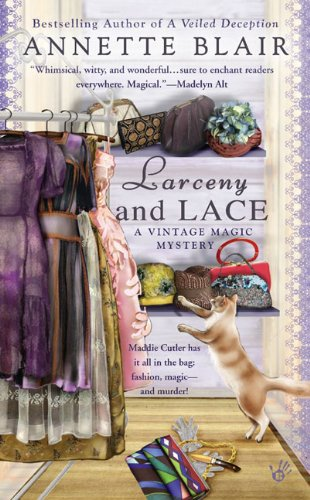Larceny and Lace (Berkley Prime Crime Mysteries)