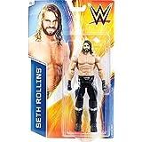 SETH ROLLINS - WWE SERIES 50 MATTEL TOY WRESTLING ACTION FIGURE