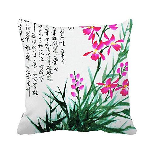 yinggouen-cinese-pittura-a-inchiostro-decorate-per-un-divano-federa-cuscino-45-x-45-cm