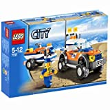 LEGO City Model 7737: Coast Guard 4WD & Jet Scooter