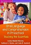 Oral Language and Comprehension in Pr...