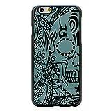 【日本正規代理店品】 Fantastick RhineStone Case for iPhone6 Skull and Tangrowth I6N06-14D403-02