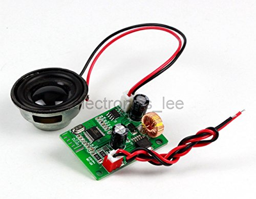 3W Hi-Fi 20-100V Bluetooth Module Board /w Speaker for Electric Scooter (Electric Shirt Light Module compare prices)