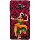 For Samsung Galaxy On5 (2016) Dekh Bhai Punjabi Hu Back Ke Rahiyo ( Dekh Bhai Punjabi Hu Back Ke Rahiyo, Good Quotes, Cartoon, Pattern ) Printed Designer Back Case Cover By TAKKLOO
