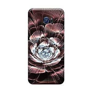CaseLite Premium Printed Mobile Back Case Cover With Full protection For Samsung S6 Edge (Designer Case)