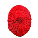 Viskey-Chapeau-Écharpe de lana punto (dulce para mujer