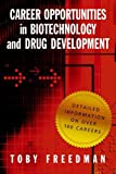 img - for Career Opportunities in Biotechnology and Drug Development book / textbook / text book