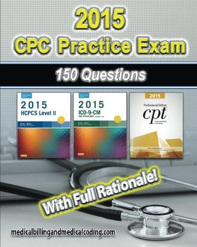 Read Online Cpc Practice Exam 2015 Includes 150