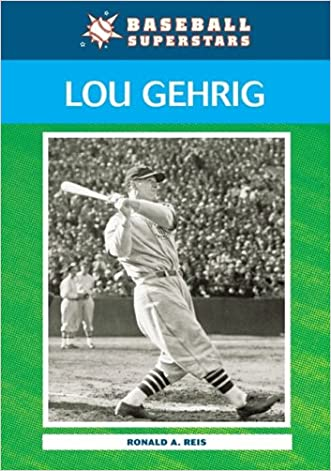 Lou Gehrig (Baseball Superstars)