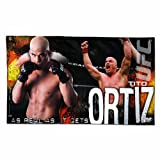UFC Mixed Martial Arts Tito Ortiz 3-by-5 foot Wall Banner