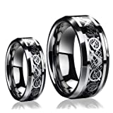 Tungsten Ring Set (103)  Buy new: $375.00$39.99 2 used & newfrom$39.99