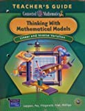 Thinking with Mathematical Models: Linear & Inverse Variation, Teachers Guide (Connected Mathematics 2)