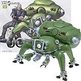 1/24 攻殻機動隊 S.A.C. 2nd GIG シリーズ No.3 ウチコマ