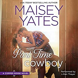 Part Time Cowboy Audiobook
