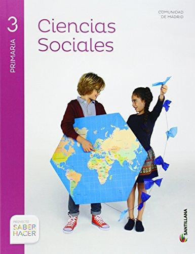 Ep 3 - Sociales (+atlas) - Saber Hacer (madrid)