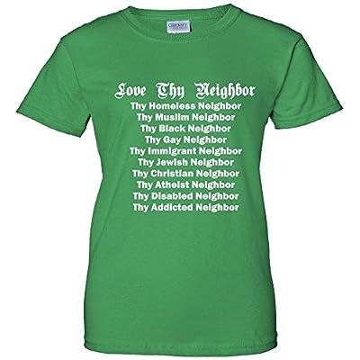 Love Thy Neighbor Equals Women's T-Shirt