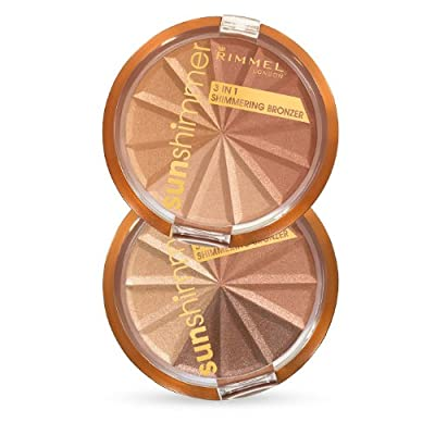 Sunshimmer 3-in-1 Shimmering Bronzing Powder