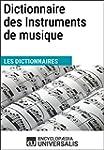 Dictionnaire des Instruments de musiq...