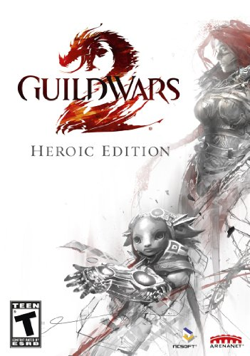 Get Guild Wars 2 Heroic Edition [Online Game Code]