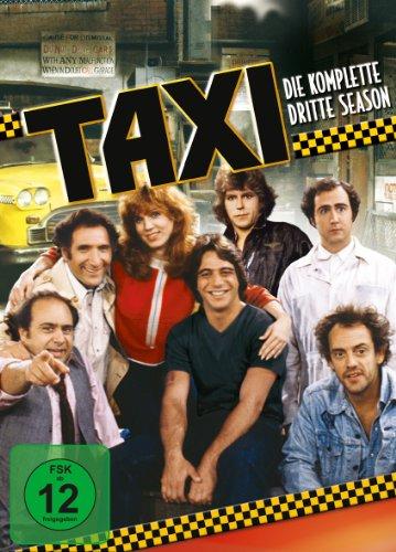Taxi - Die komplette dritte Season [4 DVDs]