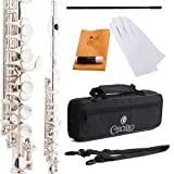 Cecilio 2Series PO-200S Key of C Plated Piccolo - Silver