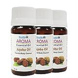 Healthvit Aroma Jojoba Essential Oil 30ml Pack Of 3