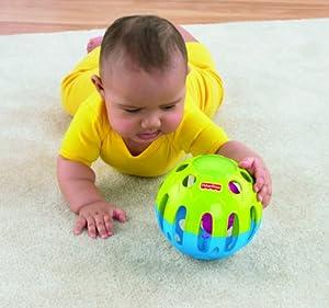 Mattel Fisher-Price Y2772 - Juego educativo de pelota
