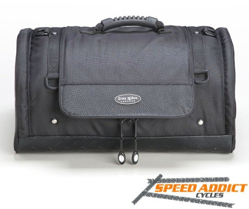 Dowco Iron Rider Roll Bag Large Motorcycle Luggage