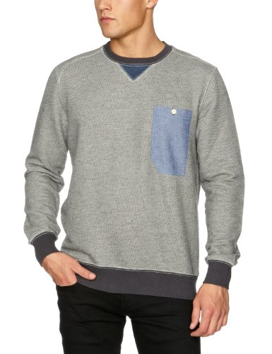 St Jude  Darfield Men's Sweatshirt Grey Medium