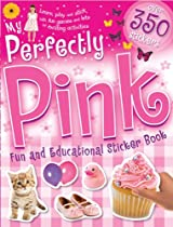 My Perfectly Pink Sticker Book
