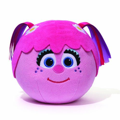 Gund Baby Sesame Street Sound Toy, Abby