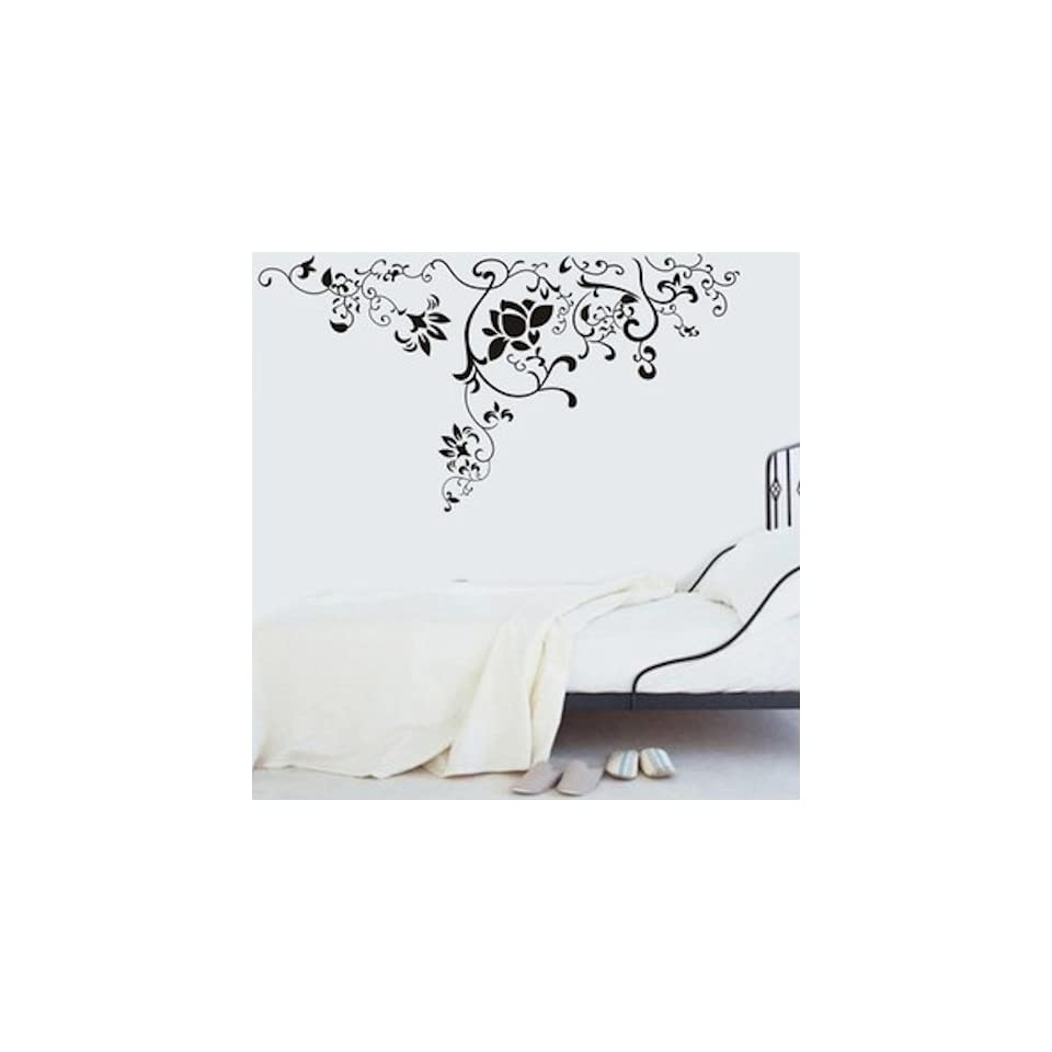 Hanging removable Vinyl Mural Art Wall Sticker Decal